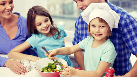 Happy Teeth Come from Healthy Meals! The ABC's of Snacks.