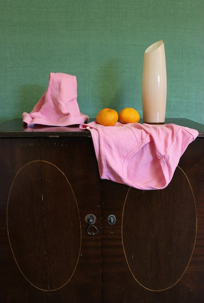Still life. Pants with fruit