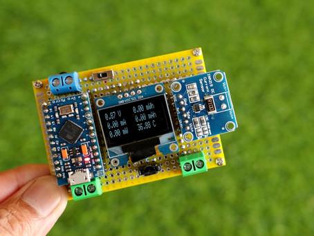 DIY Arduino Multifunction Energy Meter