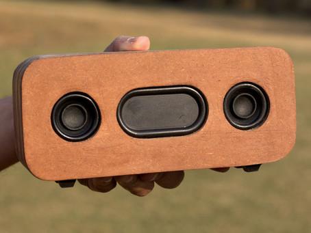 DIY Mobile Boom Box
