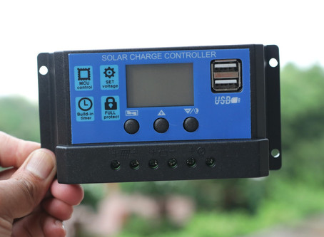 How to select and Size Solar Charge Controller for Off-Grid PV System