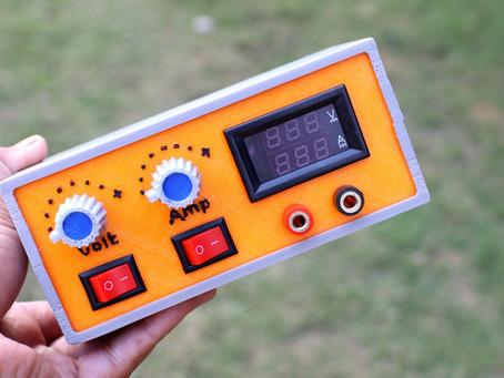DIY Mini Lab Power Supply