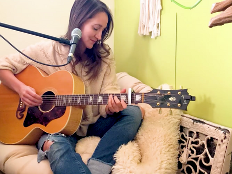 #22 Music is Medicine: Crumbling Walls (original), Heart of Gold (cover)