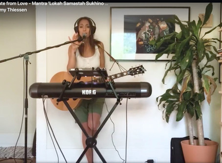 #7 Music is Medicine: Lokah Samastah Suhkino Bhavantu