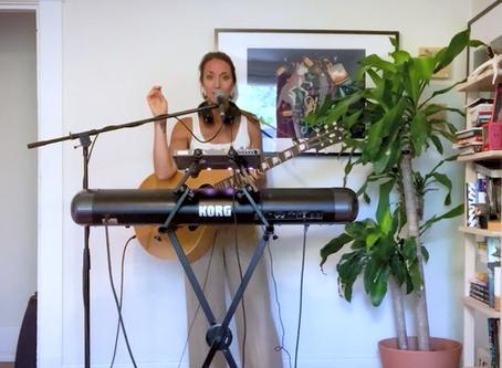 #14 Music is Medicine: Jaya Sita Ram (Loop Pedal)