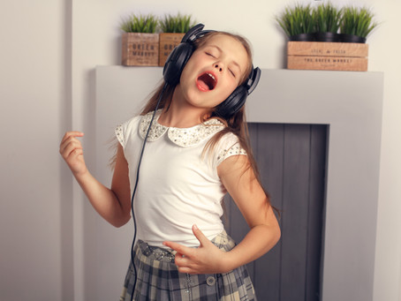 Pt 1 Secrets to Joyful Singing: Stories & lessons from my youth