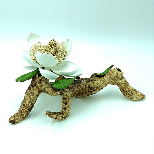 Magnolia Sculpture