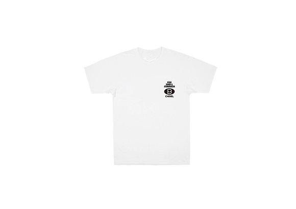 BIB Marker White T-shirt
