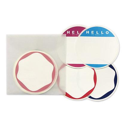 Circle Blank Pack (free worldwide shipping)