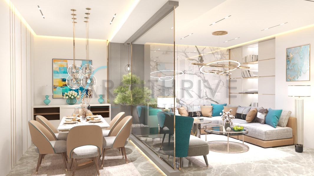 Living room option 2