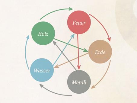 Die 5 Elemente