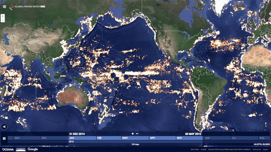 Mapping global fishing activity with machine learning -    B-AIM PICK SELECTS