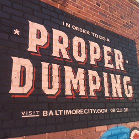 Proper Dumping
