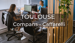 Coworking en open-space At Home à Compan - Caffarelli