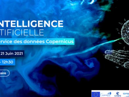 Revue #3 : L'intelligence artificielle au service des données Copernicus