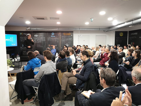 CONF#2 : FORMATIONS, RECRUTEMENTS & TAL