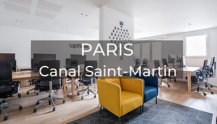 Coworking en open-space a Paris