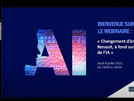 CONF #12 : changement d'ère pour Renault Group, à fond sur la route de l'IA