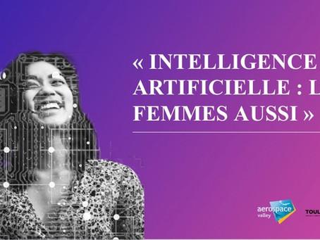 CONF #8 : Intelligence artificielle, les femmes aussi