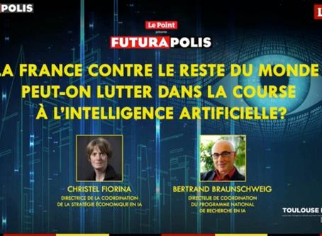 CONF#4 : INTELLIGENCE ARTIFICIELLE, L'HEURE DE LA BATAILLE !