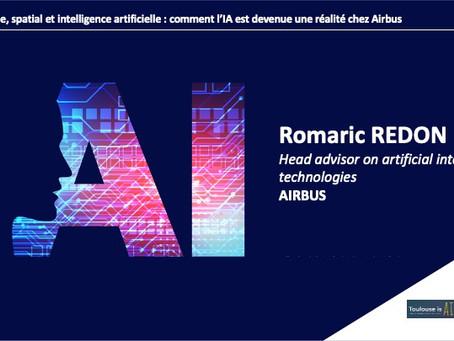 CONF #7 : Aéronautique, spatial et IA : comment l'IA devient réalité chez Airbus