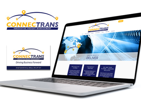 Connectrans unveils its new look!