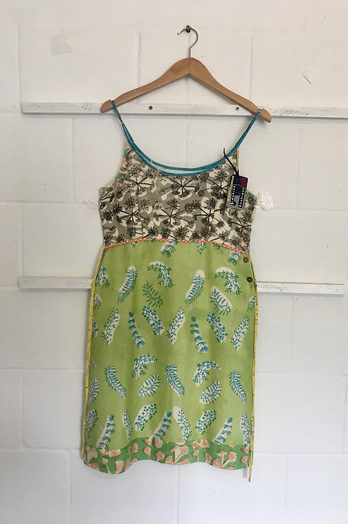 Multiprint summer dress