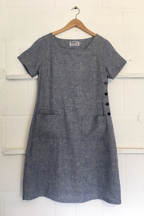 Everyday button up dress size 12