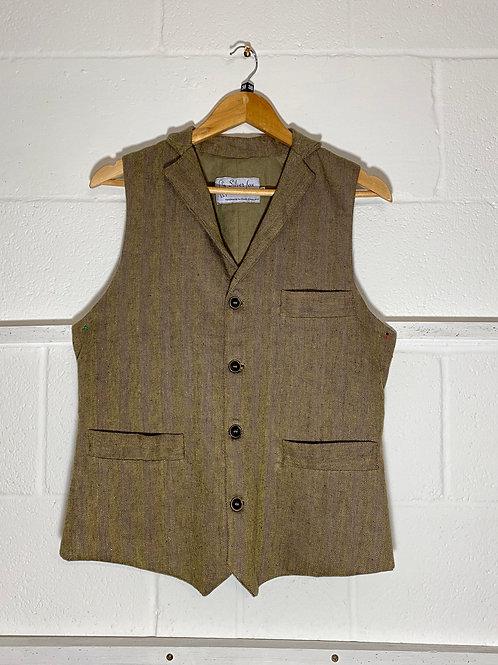 Silverfox waistcoat