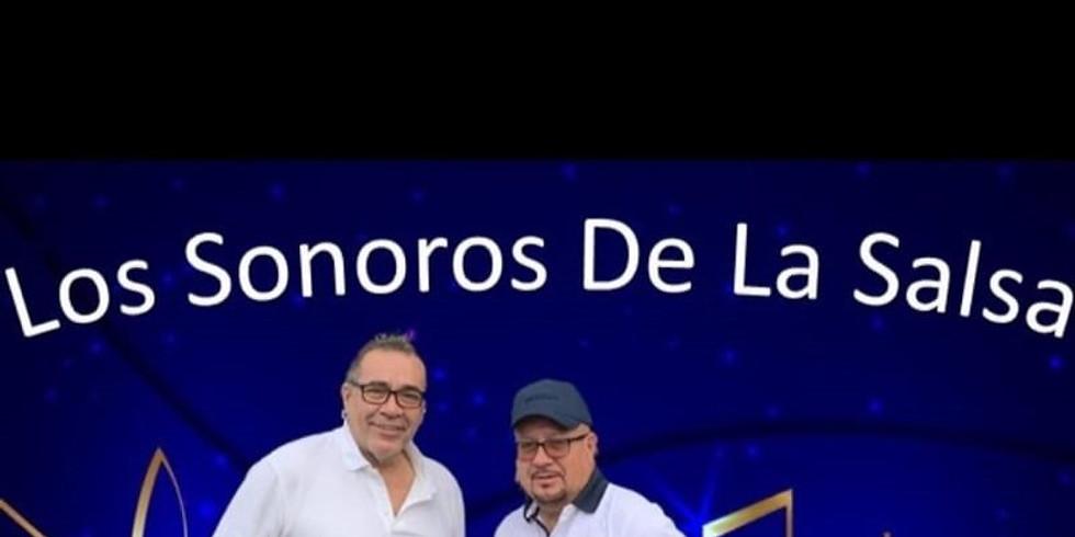 Latin Friday's with sonoro de la salsa