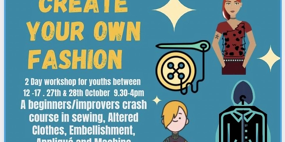 Create your own fashion for Youths