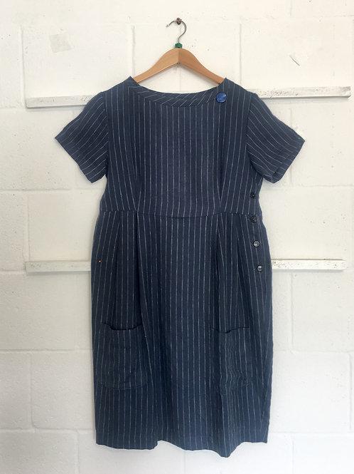 Pinstripe workhouse dress size 12