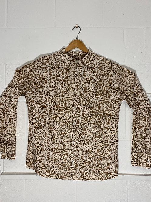 Brown fox shirt