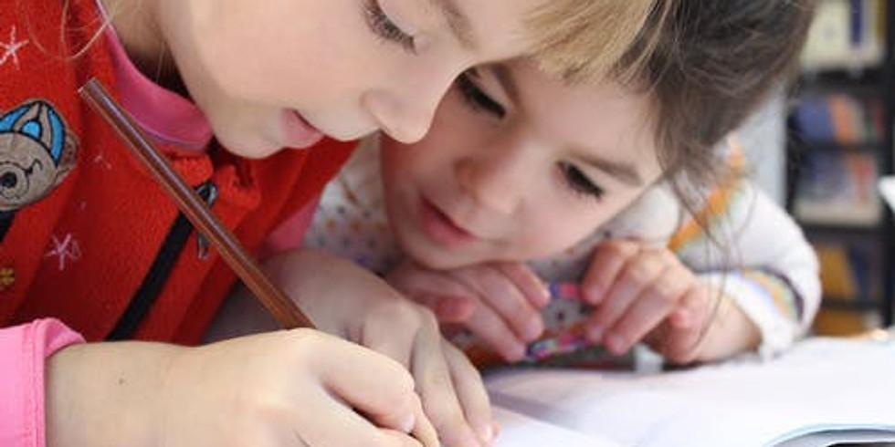 子育てセミナー【集中する子供、集中できない子供を分ける3つのルール】(0~6歳向け)