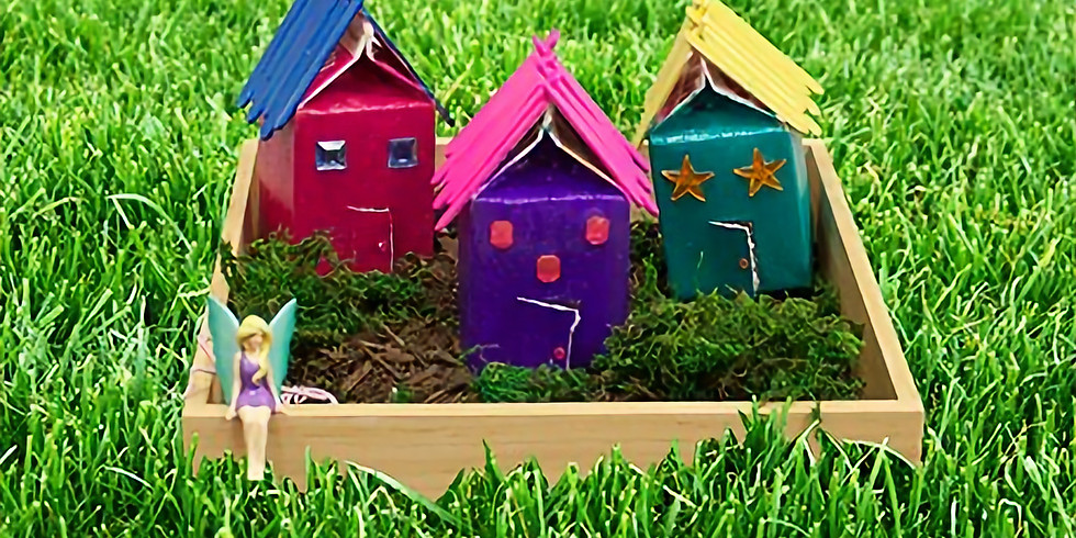 Craft Time! ~Fairy House~