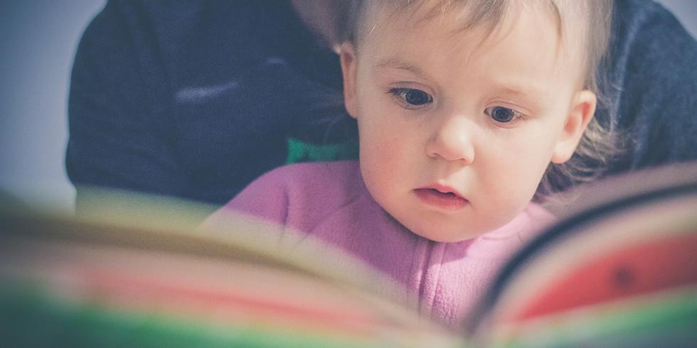 保護者セミナー【0~1歳の脳はいかにことばを吸収するか】(0~1歳児向け)