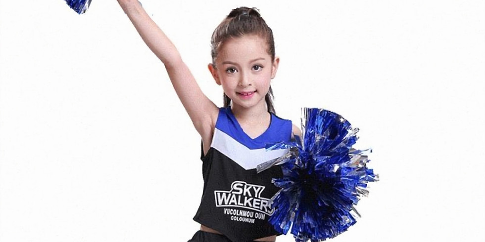 Cheer Dance ~Trial for 小学生キッズ~