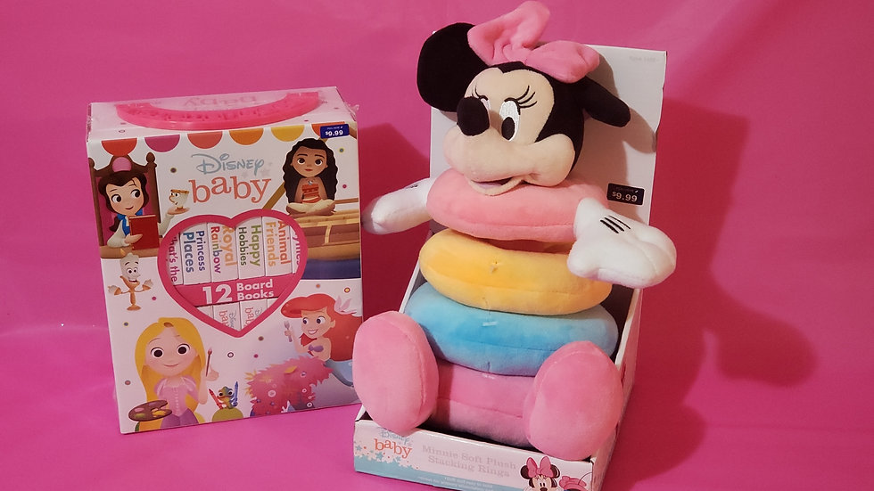 DISNEY BABY BASKET