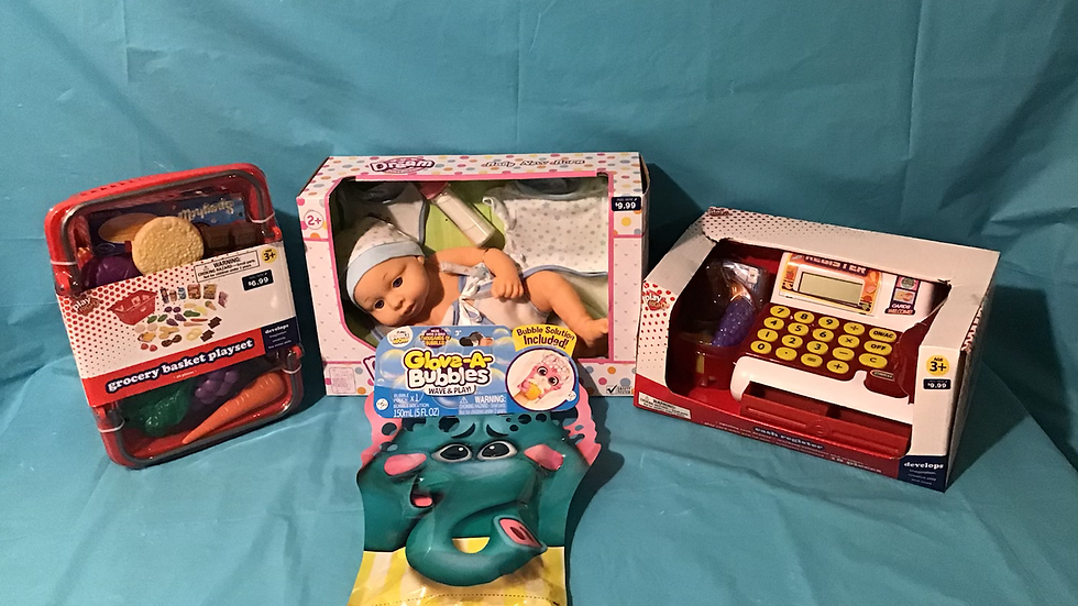 BABY NEWBORN GIFT BAG
