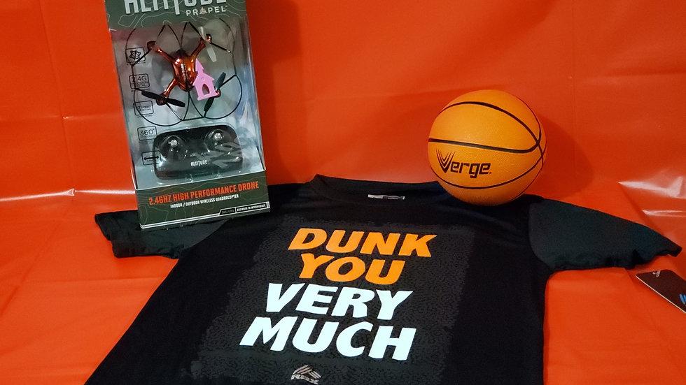 Dunk You Basket