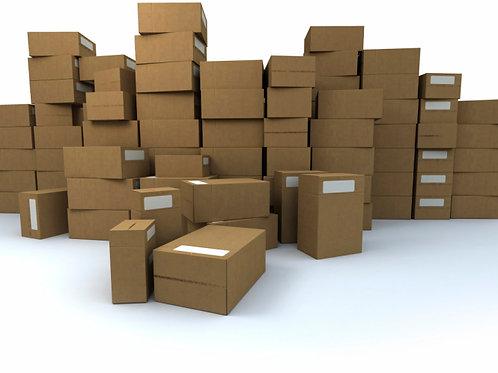 "Размер""М"" (185*85мм) / 1 коробка (100 пачек). Цена с НДС"