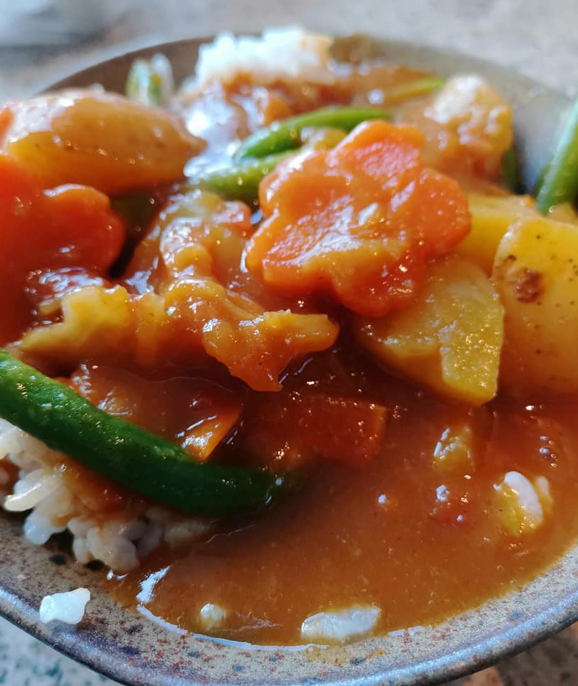 VEGGIE CURRY