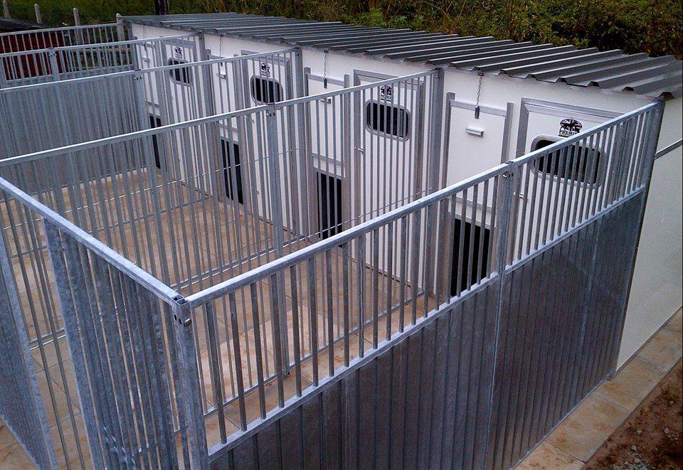 kennel block