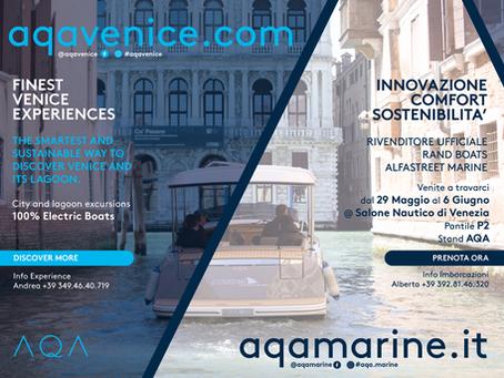 AQA al Salone Nautico di Venezia