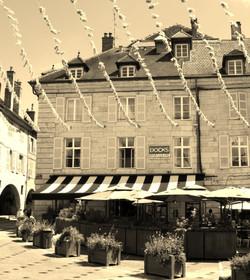 Façade Aux-Docks Brasserie