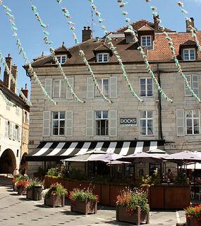 Restaurant Aux-Docks Brasserie, produits frais et de saison, restaurant traditionnel Arbois