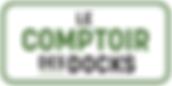 Logo Comptoir des Doks