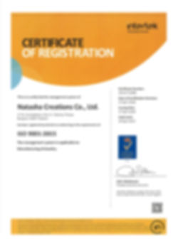 TC 3132-MA-Natasha Creations Co., Ltd. (