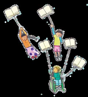 Book kites