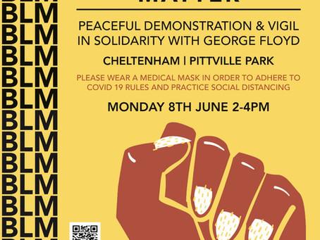 Black Lives Matter Cheltenham
